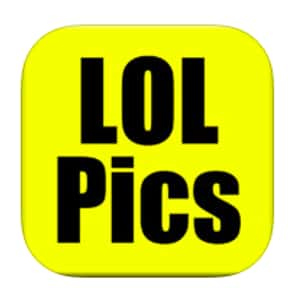 LOL Pics is listed (or ranked) 5 on the list The Funniest Apps For Your Smartphone