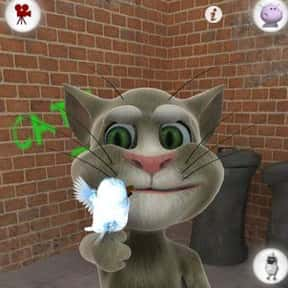 Talking Tom Cat is listed (or ranked) 21 on the list The Funniest Apps For Your Smartphone