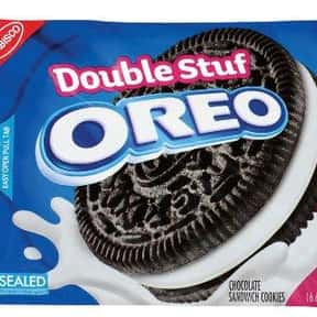 Oreo Double Stuffed is listed (or ranked) 5 on the list The Best Store-Bought Cookies