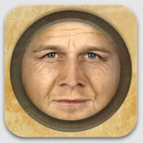 Aging Booth is listed (or ranked) 12 on the list The Funniest Apps For Your Smartphone