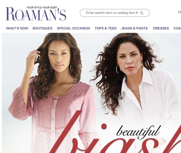 Random Best Plus Size Women's Clothing Websites