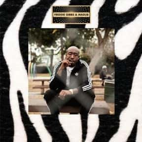 Freddie Gibbs - Piñata is listed (or ranked) 4 on the list Which Album is the Most Fun to Listen To?