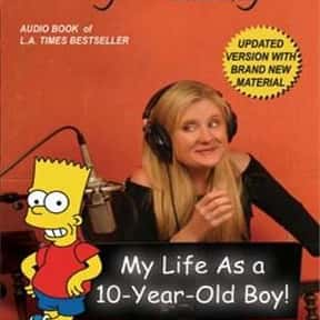 My Life As a 10-Year-Old Boy is listed (or ranked) 20 on the list The Best Plays Based on Books