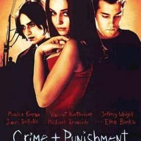 Crime and Punishment is listed (or ranked) 15 on the list The Best Plays Based on Books