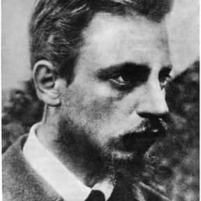 Ranier Maria Rilke is listed (or ranked) 2 on the list The Best Poets of the 20th Century