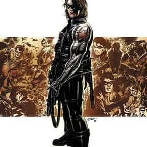 Winter Soldier is listed (or ranked) 2 on the list The Best Captain America Villains Ever
