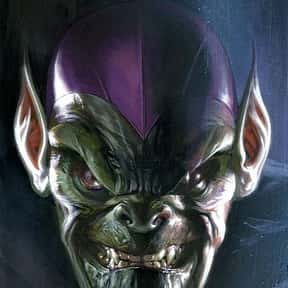 Skrulls is listed (or ranked) 22 on the list The Best Captain America Villains Ever