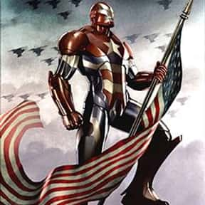 Iron Patriot is listed (or ranked) 23 on the list The Best Captain America Villains Ever