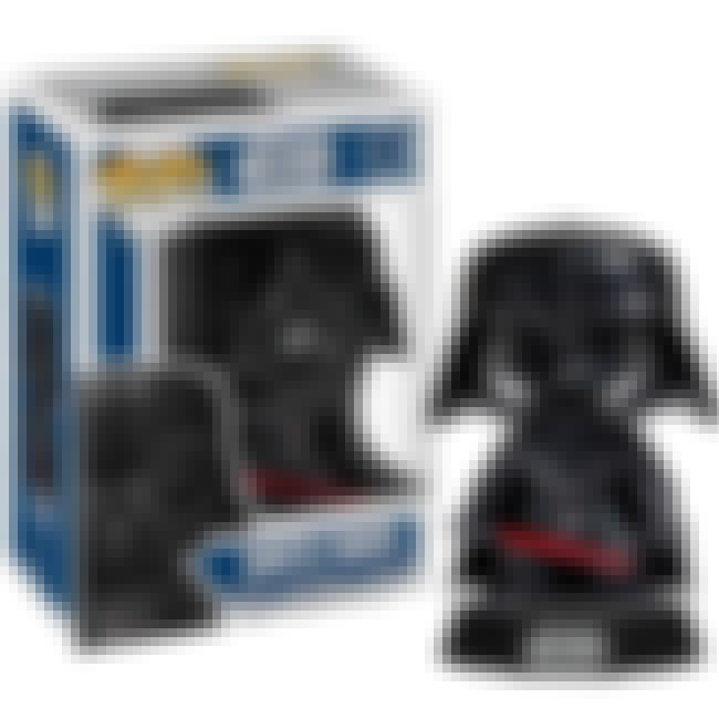 Funko POP Darth Vader is listed (or ranked) 1 on the list Which Funko POP Figures Should the Content Team Get
