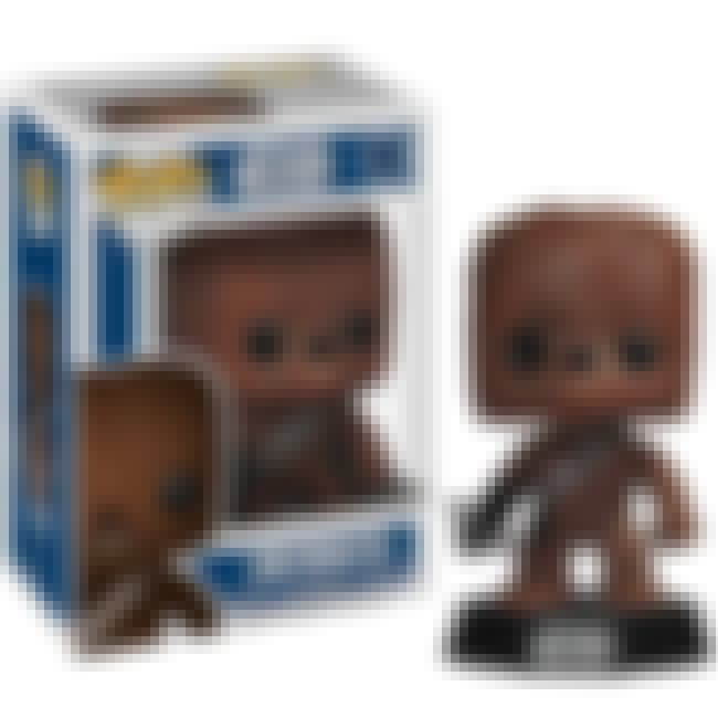 Funko POP Chewie is listed (or ranked) 2 on the list Which Funko POP Figures Should the Content Team Get
