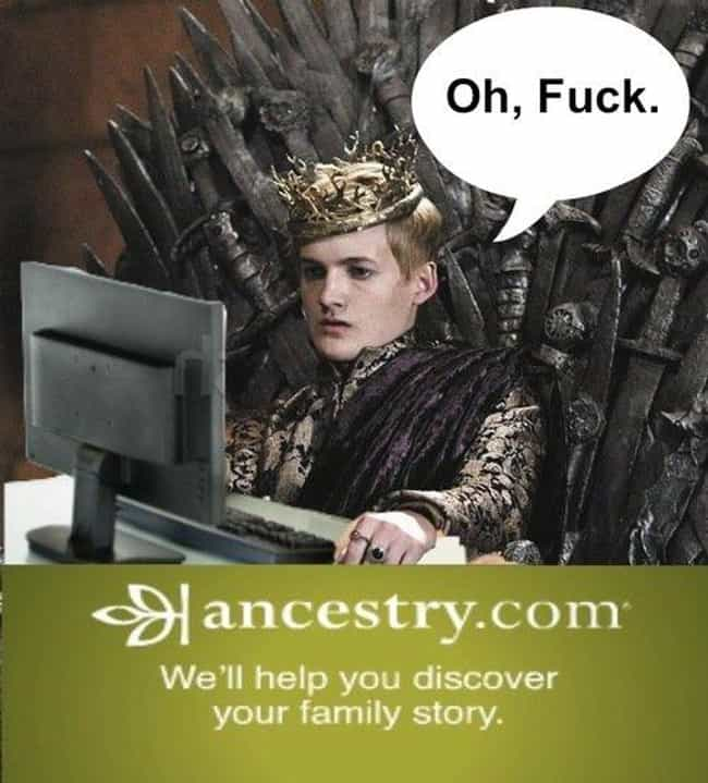 If Only Joffrey Had the ... is listed (or ranked) 3 on the list 20 Best Game of Thrones Memes