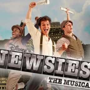 Newsies (2011) is listed (or ranked) 4 on the list The Best Musicals Based on Movies