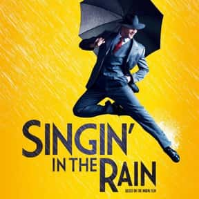Singin' in the Rain (1983) is listed (or ranked) 12 on the list The Best Musicals Based on Movies