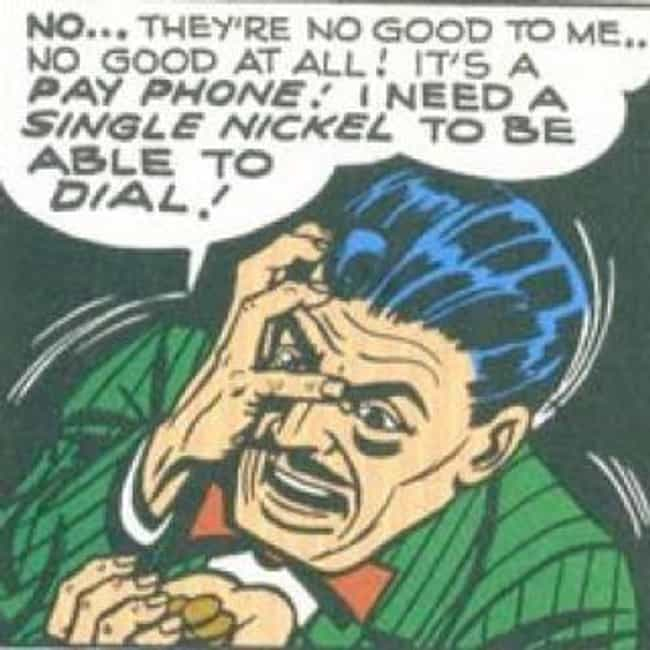 Penny Plunderer is listed (or ranked) 4 on the list The All Time Lamest Batman Villains
