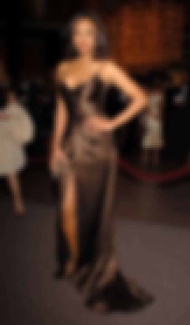 Sharon Leal in a Brown Slit Dr... is listed (or ranked) 2 on the list Hottest Sharon Leal Photos