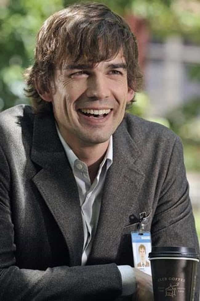 Auggie Anderson is listed (or ranked) 4 on the list The Greatest Blind Fictional Characters