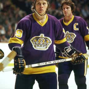 Butch Goring is listed (or ranked) 16 on the list The Greatest Los Angeles Kings of All Time