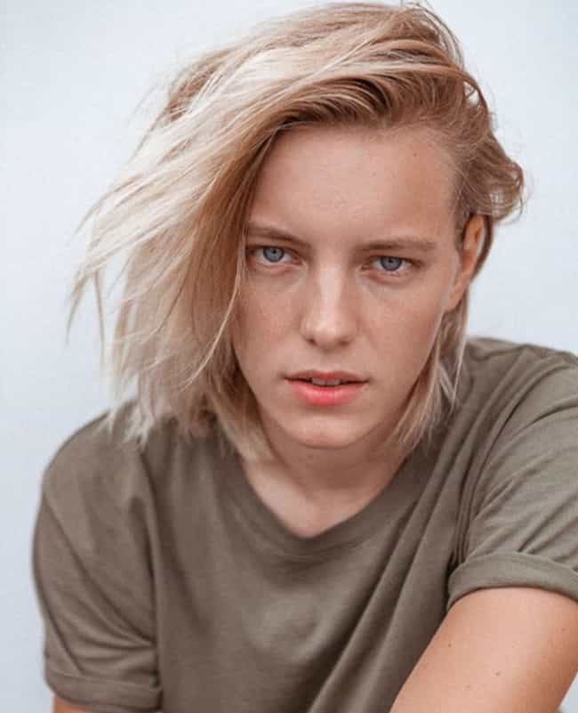 Erika Lindner is listed (or ranked) 1 on the list The Most Interesting Androgynous Faces