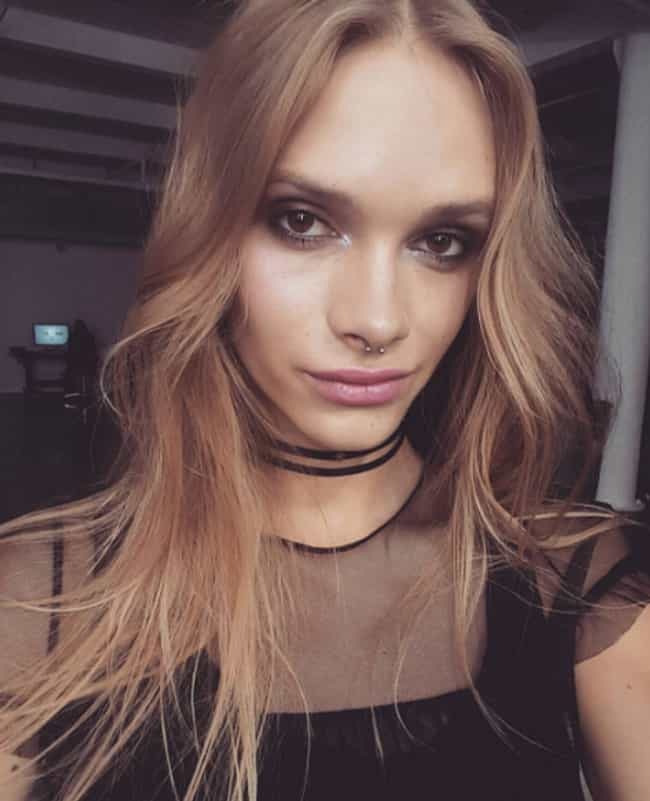 Stav Strashko is listed (or ranked) 4 on the list The Most Interesting Androgynous Faces