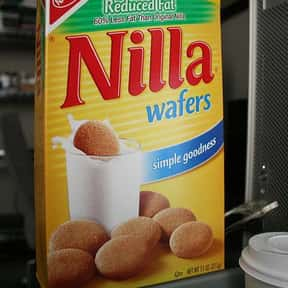 Nilla Wafers is listed (or ranked) 9 on the list The Best Store-Bought Cookies