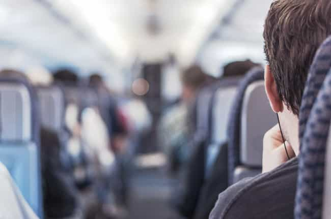 The Seat-Kicker is listed (or ranked) 1 on the list The Worst People on Planes