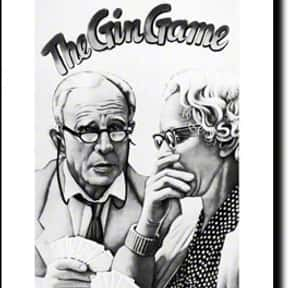 The Gin Game is listed (or ranked) 9 on the list The Best Broadway Plays of the 70s