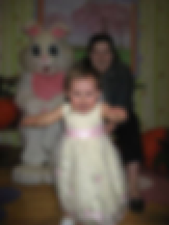 Run! is listed (or ranked) 4 on the list Funny Pics of Kids Crying With the Easter Bunny