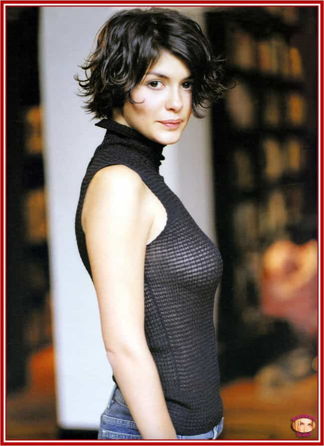 The 20 Hottest Audrey Tautou Photos Of All Time-7407
