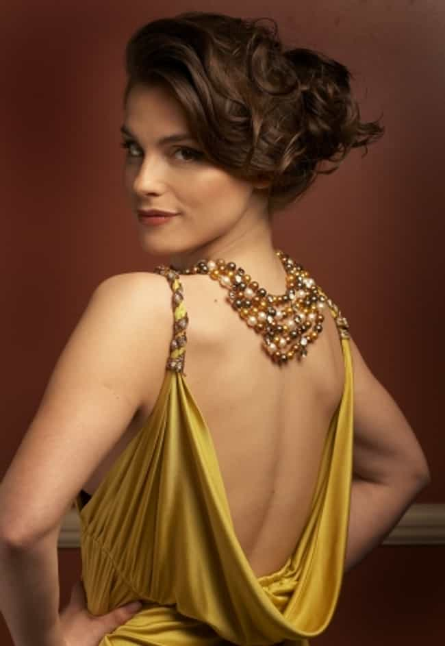 Charlotte Riley in a Yellow Ro... is listed (or ranked) 4 on the list The Most Stunning Charlotte Riley Photos