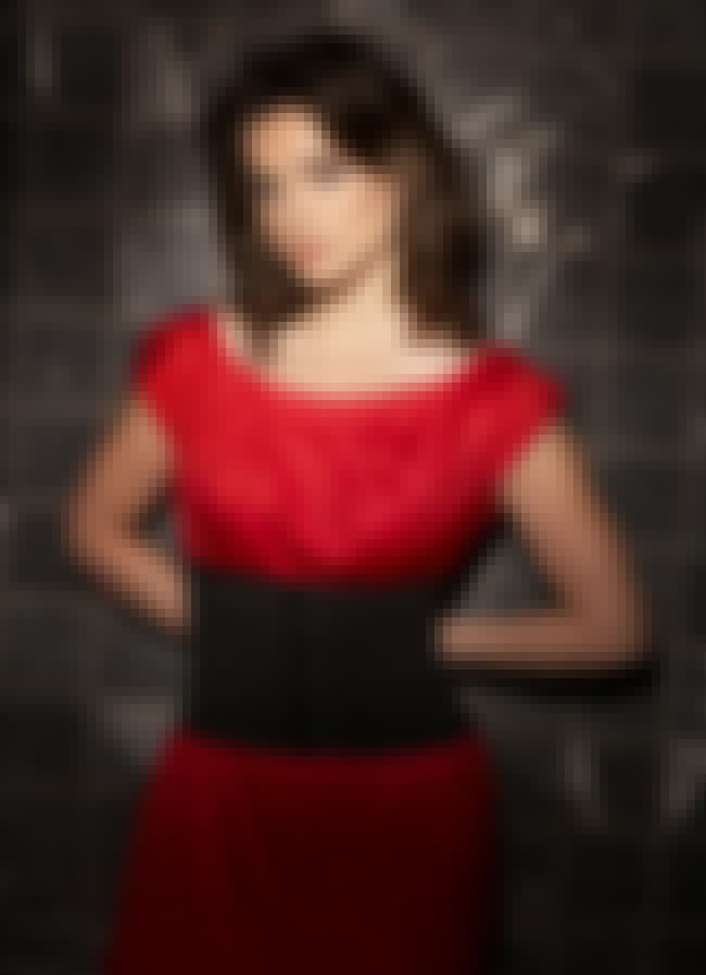 Charlotte Riley in a Red and B... is listed (or ranked) 3 on the list Hottest Charlotte Riley Photos