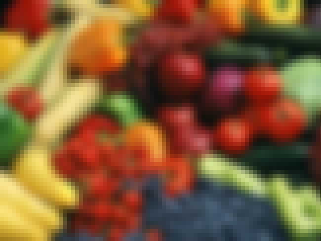 Buy Local Fruits and Vegtables is listed (or ranked) 5 on the list Easy Things You Can Do Today to Help Your Environment