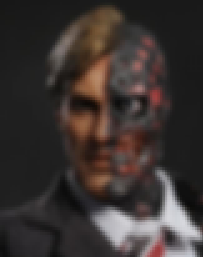 Harvey Dent is listed (or ranked) 3 on the list The Best Fictional Characters Who Turn Evil