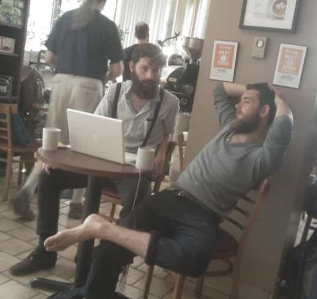 Blogger is listed (or ranked) 4 on the list The Best Jobs For Hipsters