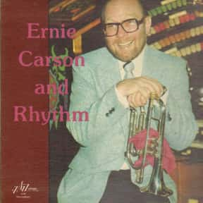 Ernie Carson is listed (or ranked) 24 on the list The Greatest Cornetists of All Time