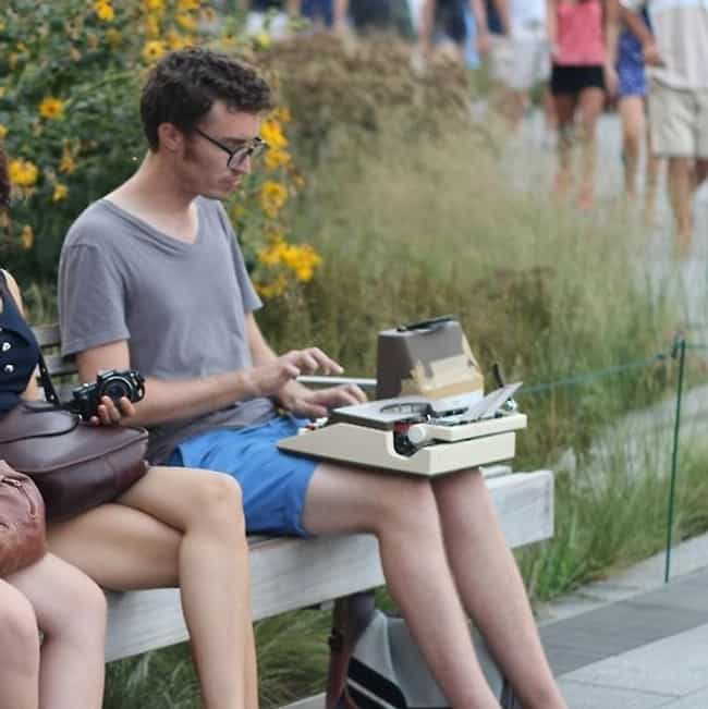 Writer is listed (or ranked) 3 on the list The Best Jobs For Hipsters