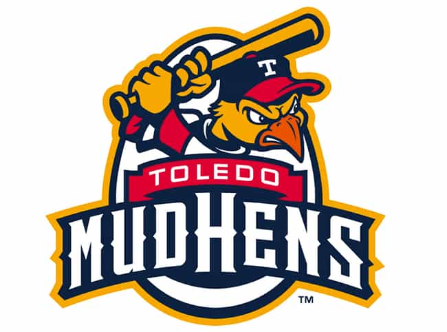 Toledo MudHens is listed (or ranked) 3 on the list The Best Minor League Baseball Team Logos
