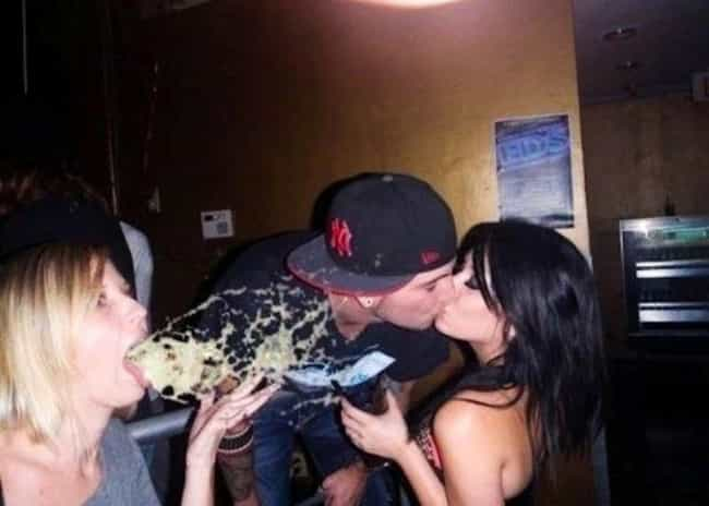 29 Pictures of Chicks Getting White Girl Wasted