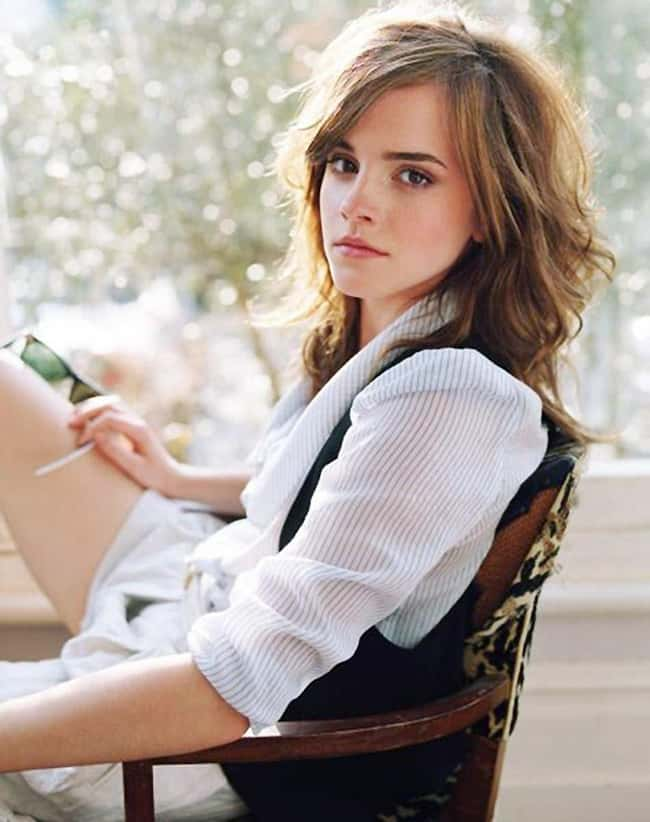Emma Watson Doesn't Have Time is listed (or ranked) 6 on the list The 27 Sexiest Emma Watson Pictures Ever Taken