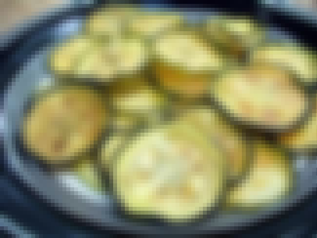 Zucchini Chips is listed (or ranked) 4 on the list 20 Easy and Delicious Paleo Recipes