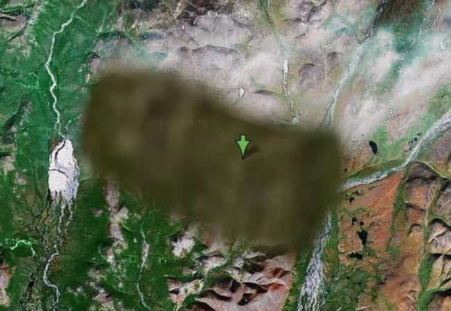 25 Places Google Earth Won't Let You See