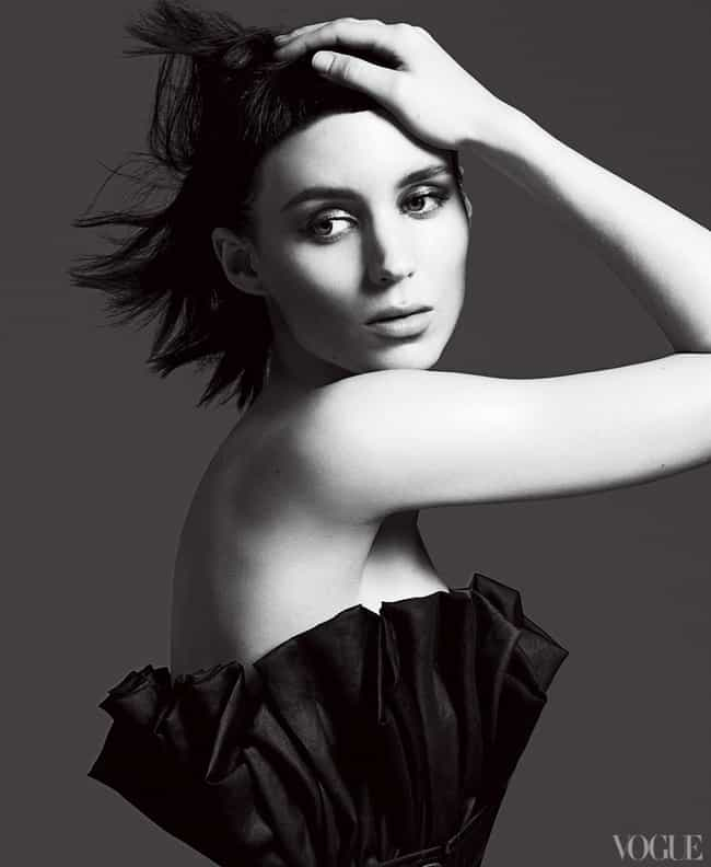 Rooney Mara's Headshot for... is listed (or ranked) 3 on the list The Hottest Rooney Mara Photos