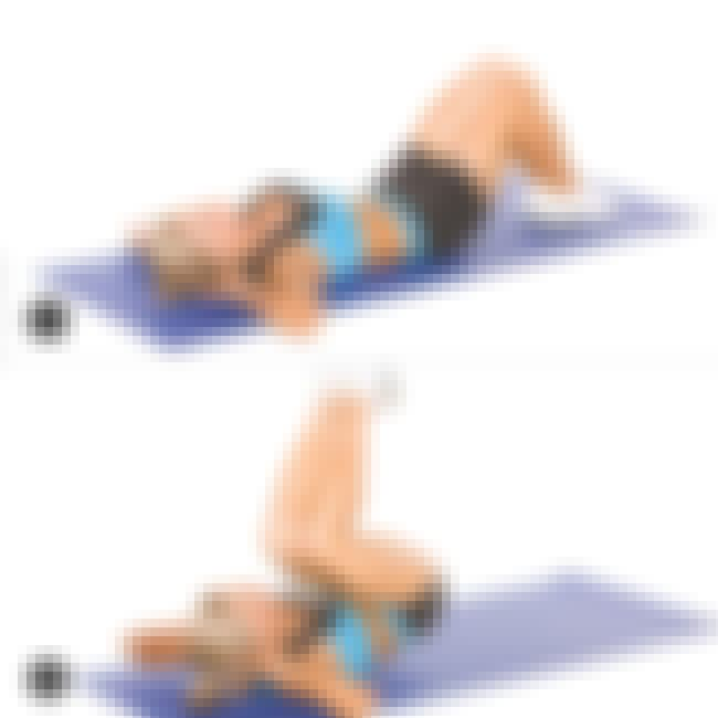 Reverse Crunch is listed (or ranked) 4 on the list The Best Exercises for Your Abs