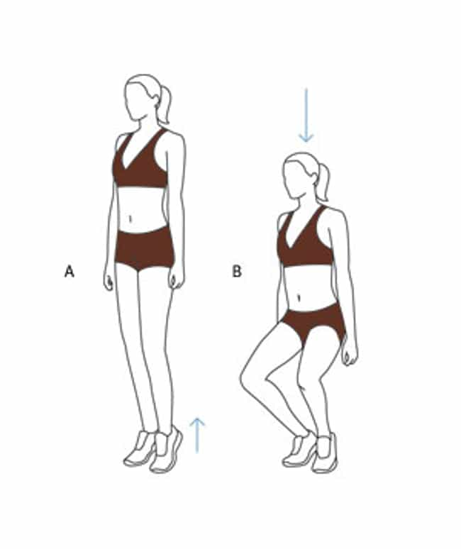 First-Position Plié Squ... is listed (or ranked) 2 on the list The Best Exercises for Your Thighs