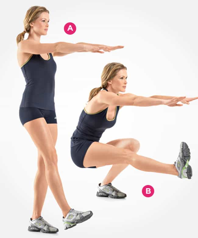 Pistol Squat is listed (or ranked) 1 on the list The Best Exercises for Your Legs