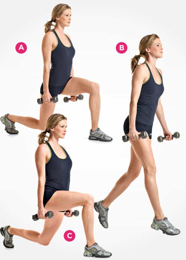 Dumbbell Split Jump is listed (or ranked) 4 on the list The Best Exercises for Your Legs