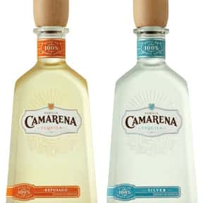 Camarena is listed (or ranked) 20 on the list Tequila Test