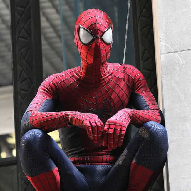 What It Is I Love About Being ... is listed (or ranked) 4 on the list The Amazing Spider-Man 2 Movie Quotes