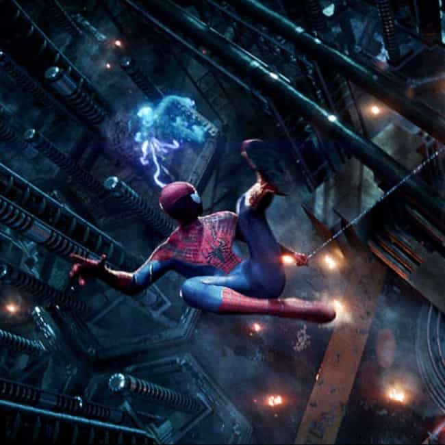 I Made a Choice is listed (or ranked) 3 on the list The Amazing Spider-Man 2 Movie Quotes