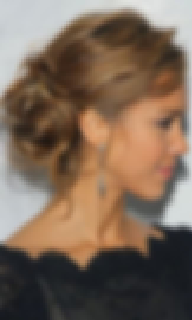 Messy Updo is listed (or ranked) 1 on the list 9 Ways to Wear Your Hair for Spring