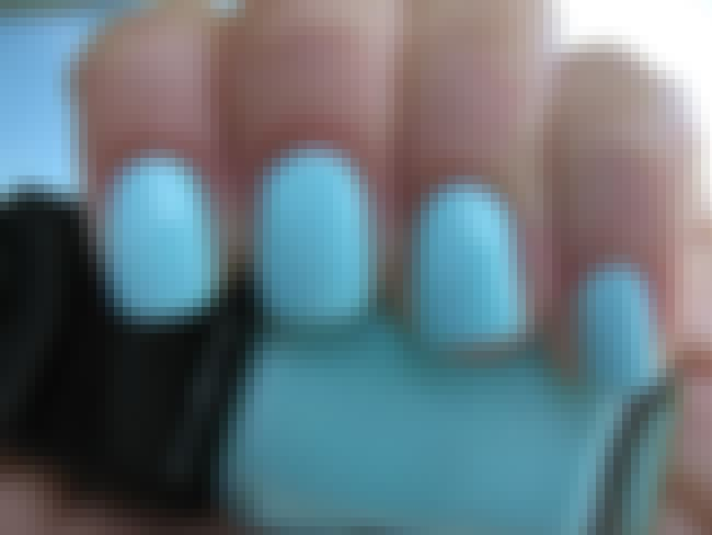 Baby Blue is listed (or ranked) 1 on the list The Top 10 Nail Polish Colors Spring 2014
